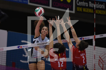 VOLLEY - SERIE A2 FEMMINILE - Volley Femminile Memorial Ferrari 2018 - Igor Gorgonzola Novara vs Zanetti Bergamo
