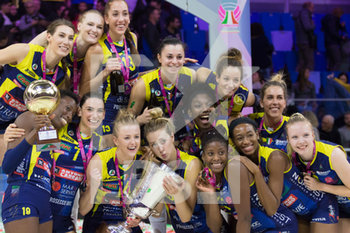 VOLLEY - SUPERCOPPA FEMMINILE - CUCINE LUBE CIVITANOVA VS VERO VOLLEY MONZA