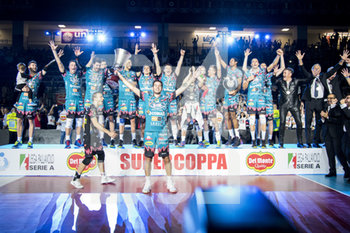 VOLLEY - SUPERCOPPA MASCHILE - Volley Femminile Memorial Ferrari 2018 - Igor Gorgonzola Novara vs Zanetti Bergamo