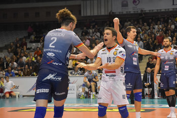 VOLLEY - SUPERLEGA SERIE A - CONSAR RAVENNA - REVIVRE AXOPOWER MILANO