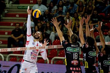 VOLLEY - SUPERLEGA SERIE A - Kioene Padova vs Cucine Lube Civitanova