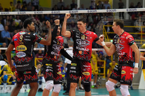 VOLLEY - SUPERLEGA SERIE A - Calzedonia Verona vs Sir Safety Conad Perugia