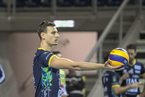VOLLEY - SUPERLEGA SERIE A - Globo BPF Sora vs Itas Trentino