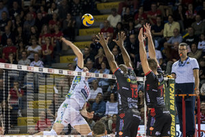 - CUCINE LUBE CIVITANOVA VS ITAS TRENTINO - SUPERLEGA SERIE A - VOLLEY
