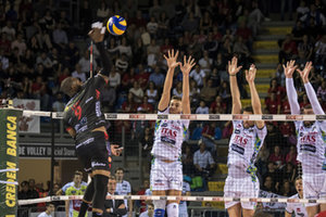 Leal Yoandy - CUCINE LUBE CIVITANOVA VS ITAS TRENTINO - SUPERLEGA SERIE A - VOLLEY