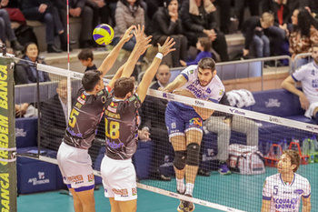 VOLLEY - SUPERLEGA SERIE A - Top Volley Latina vs Globo BPF Sora