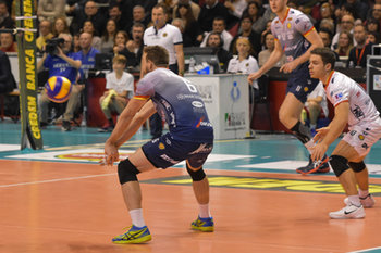 REGULAR SEASON SUPERLEGA CREDEM BANCA 2° GIORNATA DI RITORNO - CONSAR RAVENNA - CUCINE LUBE CIVITANOVA - SUPERLEGA SERIE A - VOLLEY