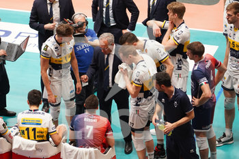 06/04/2019 - TIME OUT MODENA CON VELASCO - REVIVRE AXOPOWER MILANO VS AZIMUT LEO SHOES MODENA - SUPERLEGA SERIE A - VOLLEY