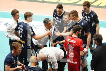 06/04/2019 - TIME OUT MILANO CON GIANI - REVIVRE AXOPOWER MILANO VS AZIMUT LEO SHOES MODENA - SUPERLEGA SERIE A - VOLLEY