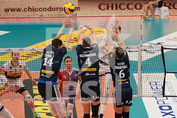 06/04/2019 -  - REVIVRE AXOPOWER MILANO VS AZIMUT LEO SHOES MODENA - SUPERLEGA SERIE A - VOLLEY