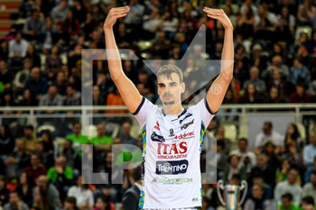 07/04/2019 - Simone Giannelli - PLAYOFF - QUARTI DI FINALE - KIOENE PADOVA VS ITAS TRENTINO - SUPERLEGA SERIE A - VOLLEY