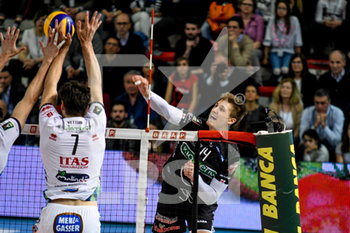 07/04/2019 - Ryley Barnes - PLAYOFF - QUARTI DI FINALE - KIOENE PADOVA VS ITAS TRENTINO - SUPERLEGA SERIE A - VOLLEY