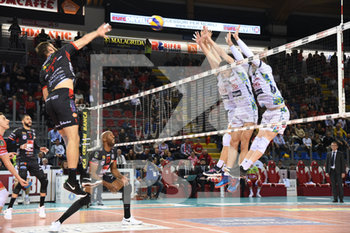 VOLLEY - SUPERLEGA SERIE A - Cucine Lube Civitanova Vs Itas Trentino Play Off Semifinali Gara 2