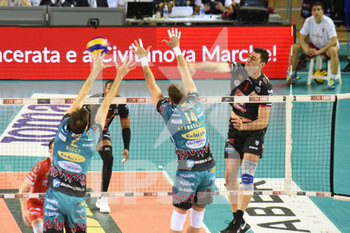 VOLLEY - SUPERLEGA SERIE A - Igor Gorgonzola Novara vs Unet E-Work Busto Arsizio