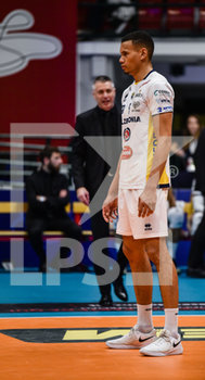 16/02/2020 - Stephen Boyer (Verona) - VERO VOLLEY MONZA VS CALZEDONIA VERONA - SUPERLEGA SERIE A - VOLLEY