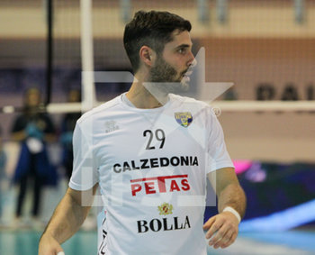 07/03/2020 - Federico Bonami Calzedonia Verona - TOP VOLLEY LATINA VS CALZEDONIA VERONA - SUPERLEGA SERIE A - VOLLEY