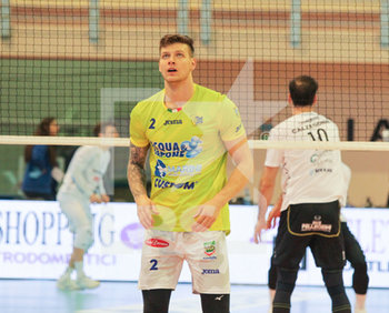 07/03/2020 - Arthur Szwarc Top Volley Cisterna - TOP VOLLEY LATINA VS CALZEDONIA VERONA - SUPERLEGA SERIE A - VOLLEY