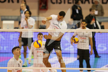 07/03/2020 - Stephen Boyer Calzedonia Verona - TOP VOLLEY LATINA VS CALZEDONIA VERONA - SUPERLEGA SERIE A - VOLLEY