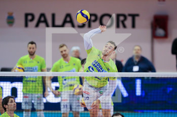07/03/2020 - Moritz Karlitzek Top Volley Cisterna - TOP VOLLEY LATINA VS CALZEDONIA VERONA - SUPERLEGA SERIE A - VOLLEY