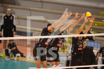 07/03/2020 - muro Calzedonia Verona - TOP VOLLEY LATINA VS CALZEDONIA VERONA - SUPERLEGA SERIE A - VOLLEY