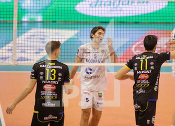 07/03/2020 - Daniele Sottile Top Volley Cisterna - TOP VOLLEY LATINA VS CALZEDONIA VERONA - SUPERLEGA SERIE A - VOLLEY