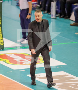 07/03/2020 - coach Radostin Stoytchev Calzedonia Verona - TOP VOLLEY LATINA VS CALZEDONIA VERONA - SUPERLEGA SERIE A - VOLLEY