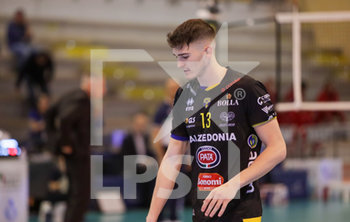 07/03/2020 - Luca Spirito Calzedonia Verona - TOP VOLLEY LATINA VS CALZEDONIA VERONA - SUPERLEGA SERIE A - VOLLEY