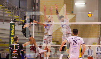 07/03/2020 - muro Top Volley Cisterna - TOP VOLLEY LATINA VS CALZEDONIA VERONA - SUPERLEGA SERIE A - VOLLEY