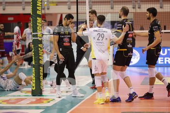 07/03/2020 - delusione Calzedonia Verona - TOP VOLLEY LATINA VS CALZEDONIA VERONA - SUPERLEGA SERIE A - VOLLEY