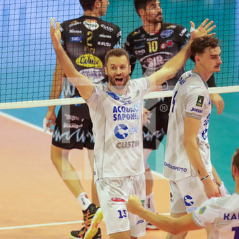 15/03/2020 - Andrea Rossi (Top Volley Cisterna) - STAGIONE 2019/20 - TOP VOLLEY CISTERNA - SUPERLEGA SERIE A - VOLLEY