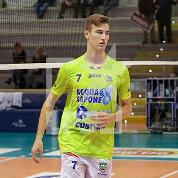 15/03/2020 - Luca Rossatto (Top Volley Cisterna) - STAGIONE 2019/20 - TOP VOLLEY CISTERNA - SUPERLEGA SERIE A - VOLLEY