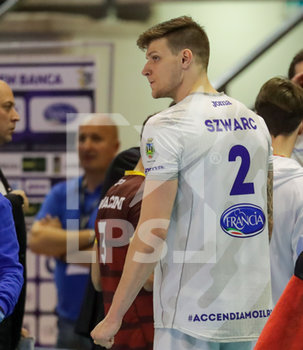15/03/2020 - Arthur Szwarc (Top Volley Cisterna) - STAGIONE 2019/20 - TOP VOLLEY CISTERNA - SUPERLEGA SERIE A - VOLLEY