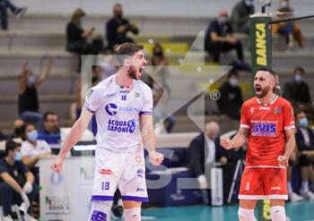 VOLLEY - SUPERLEGA SERIE A - CEV CUP Unet e work Busto Arsizio Vs Dresdnar FC