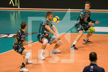 10/01/2021 - Ricezione di Ter Horst - CONSAR RAVENNA VS SIR SAFETY CONAD PERUGIA - SUPERLEGA SERIE A - VOLLEY