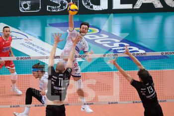 18/04/2021 - Pipe Top Volley Cisterna - PLAYOFF 5O POSTO - NBV VERONA TOP VOLLEY CISTERNA - SUPERLEGA SERIE A - VOLLEY