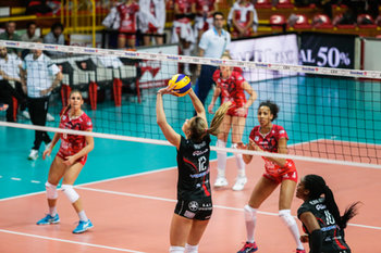 07/02/2019 -  - UNET E WORK BUSTO ARSIZIO VS MULHOUSE - CEV CUP WOMEN - VOLLEY