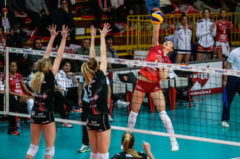 07/02/2019 - grobelna - UNET E WORK BUSTO ARSIZIO VS MULHOUSE - CEV CUP WOMEN - VOLLEY