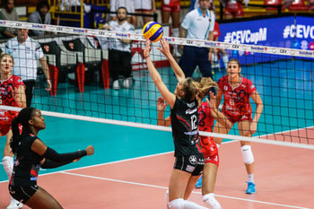 07/02/2019 - mulhouse - UNET E WORK BUSTO ARSIZIO VS MULHOUSE - CEV CUP WOMEN - VOLLEY
