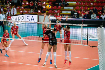 07/02/2019 - mulhouse-herbots - UNET E WORK BUSTO ARSIZIO VS MULHOUSE - CEV CUP WOMEN - VOLLEY