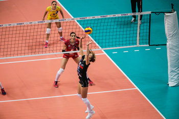 07/02/2019 - mulhouse-uyba - UNET E WORK BUSTO ARSIZIO VS MULHOUSE - CEV CUP WOMEN - VOLLEY