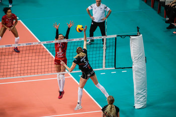 07/02/2019 - mulhouse-gennari - UNET E WORK BUSTO ARSIZIO VS MULHOUSE - CEV CUP WOMEN - VOLLEY