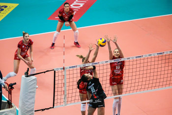 07/02/2019 - mulhouse.botezat-orro - UNET E WORK BUSTO ARSIZIO VS MULHOUSE - CEV CUP WOMEN - VOLLEY