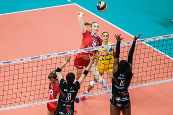 07/02/2019 - botezat - UNET E WORK BUSTO ARSIZIO VS MULHOUSE - CEV CUP WOMEN - VOLLEY