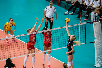 07/02/2019 - mulhouse-herbots-botezat - UNET E WORK BUSTO ARSIZIO VS MULHOUSE - CEV CUP WOMEN - VOLLEY