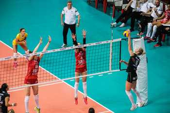 07/02/2019 - mulhouse-berti-herbots - UNET E WORK BUSTO ARSIZIO VS MULHOUSE - CEV CUP WOMEN - VOLLEY