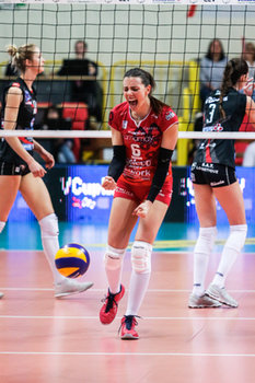 07/02/2019 - gennari - UNET E WORK BUSTO ARSIZIO VS MULHOUSE - CEV CUP WOMEN - VOLLEY