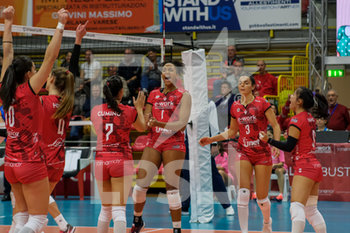 VOLLEY - CEV CUP WOMEN - Volley Femminile Memorial Ferrari 2018 - Igor Gorgonzola Novara vs Zanetti Bergamo