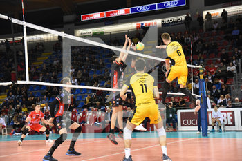 10/04/2019 - Artur Szalpuk  - CUCINE LUBE CIVITANOVA (ITA) VS PGE SKRA BELCHATOW (POL) - CHAMPIONS LEAGUE MEN - VOLLEY