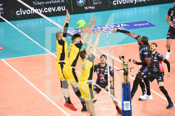 10/04/2019 - Yoandy Leal - CUCINE LUBE CIVITANOVA (ITA) VS PGE SKRA BELCHATOW (POL) - CHAMPIONS LEAGUE MEN - VOLLEY