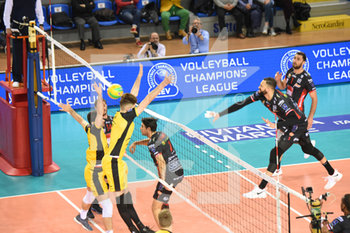 10/04/2019 - Osmany Juantorena - CUCINE LUBE CIVITANOVA (ITA) VS PGE SKRA BELCHATOW (POL) - CHAMPIONS LEAGUE MEN - VOLLEY